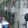 Descarga de equipos para retirada de amianto en Muskiz
